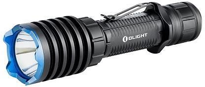 OLIGHT Warrior X Pro 2100 Lumen 500 Meter Beam Distance Neutral White USB Magnetic Rechargeable Handheld LED Torch Tactical Flashlight, Powered By 5000mAh 21700 Battery
