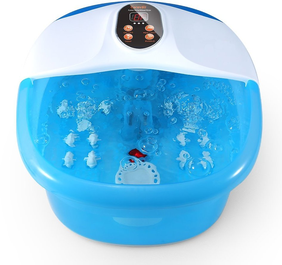 Heated Foot Spa and Jacuzzi Massager