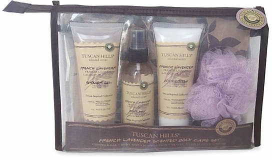 Tuscan Hills French Lavender 5-Piece Bath & Body Care Set - Big Lots