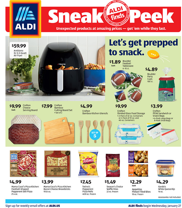New Weekly Ad (1/27)