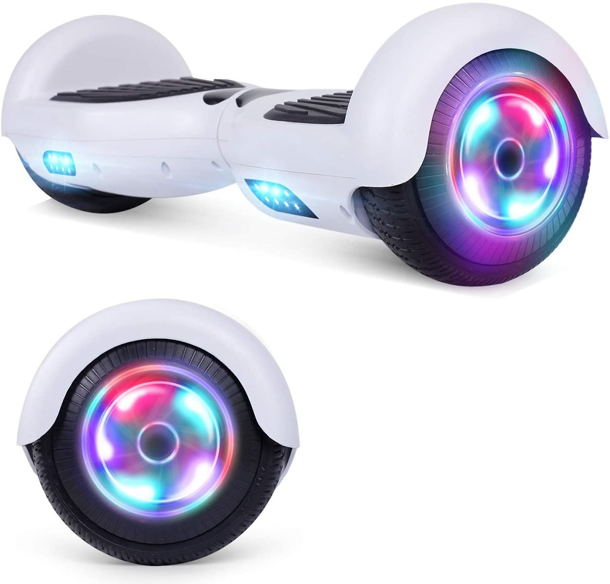 Two Wheel Self Balancing Hoverboard