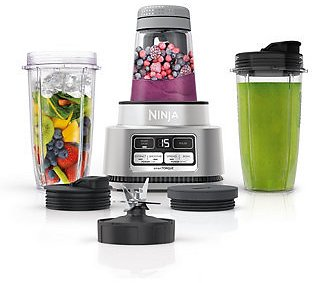 SS101 Foodi™ Power Nutri™ Duo® Smoothie Bowl Maker and Personal Blender