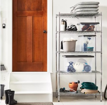 Back Again! Storage & Organization from 99¢