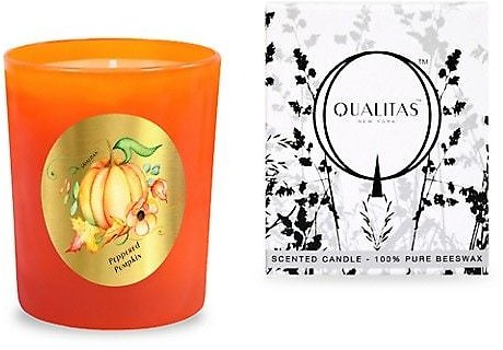 Qualitas Candles Peppered Pumpkin Scented Candle