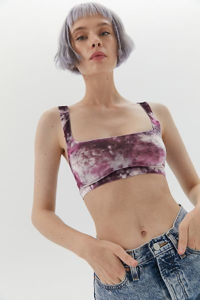 Out From Under Crush On You Square Neck Bra