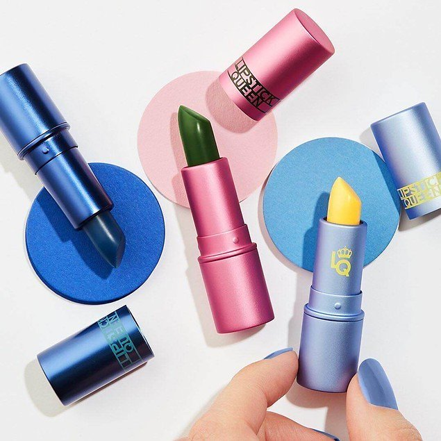 3-Pack Lipstick Queen Color Changing Lipstick