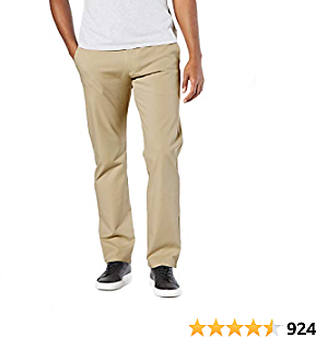 Dockers Men's Straight Fit Ultimate Chino with Smart 360 Flex