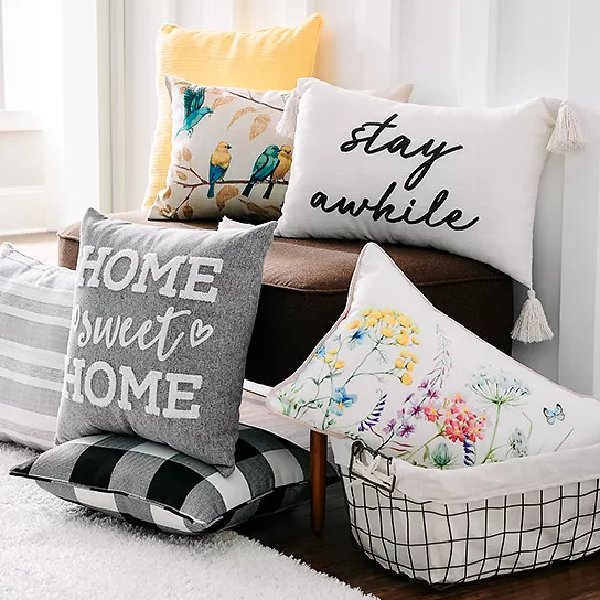 Spring Home Sale + Extra 15%-30% Off