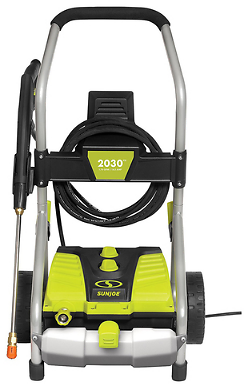 Sun Joe SPX4000 Pressure Joe 2030 PSI Electric Pressure Washer, Factory Refurbished | BuyDig.com