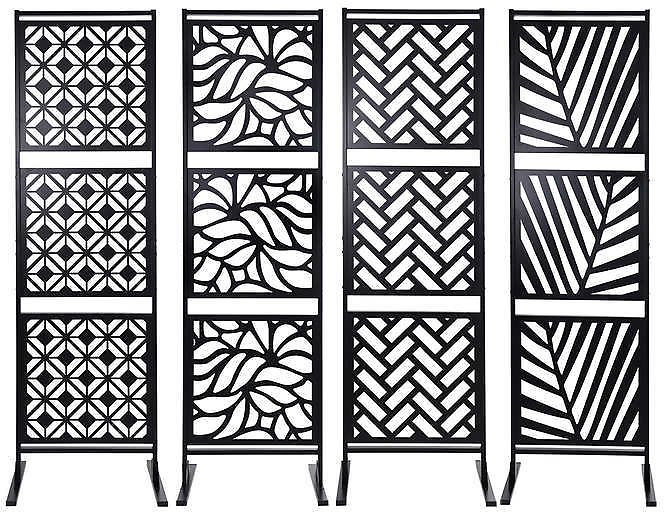 Garden & Patio Privacy Panel (4 Pattern)