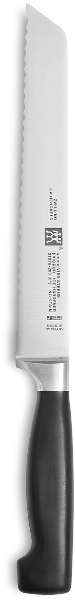 Zwilling J.A. Henckels Four Star Bread Knife, 8