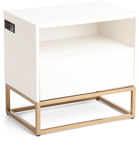 Nightstand With Usb