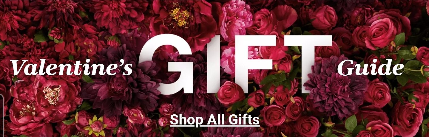 Macy's Valentine's Day Gift Guide