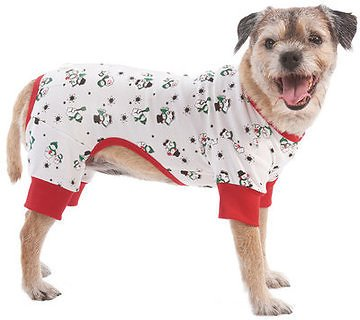 Snowmen Christmas Dog Pajamas