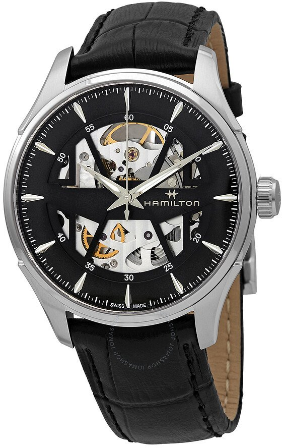 Hamilton Jazzmaster Skeleton Automatic Men's Watch H42535780