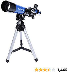 24% Off + Free Shipping - MaxUSee Kids Telescope
