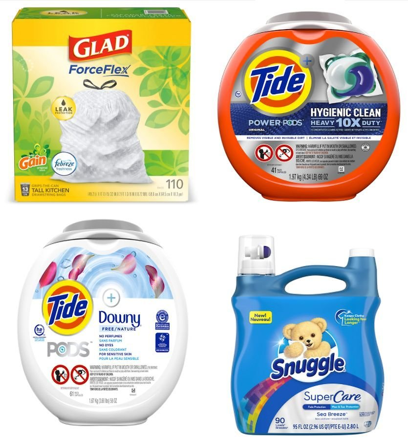 Buy 2, Save $5 Select Laundry & Household Essentials