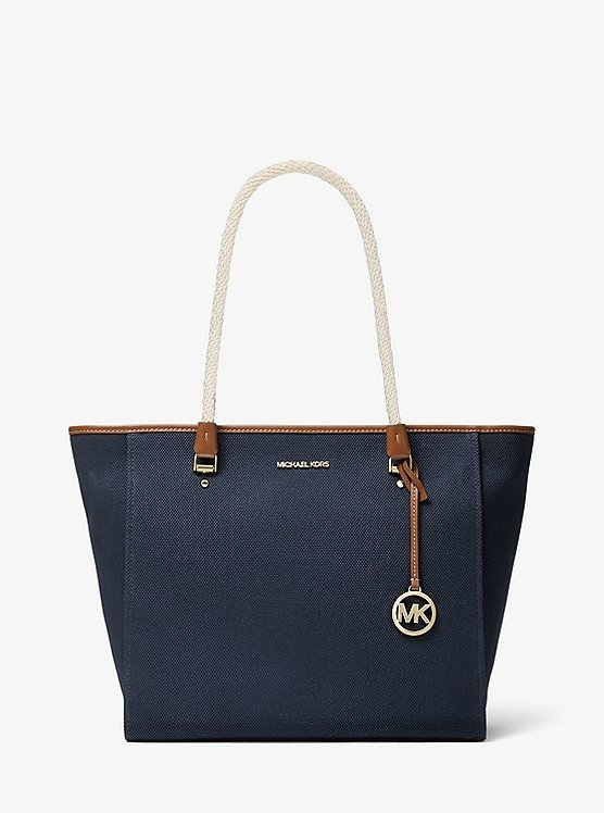 Blakely Large Canvas Tote Bag
