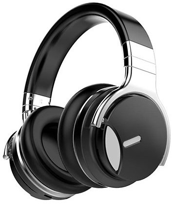 Cowin Max Series E7S Noise Cancelling Bluetooth Headphones (Black)