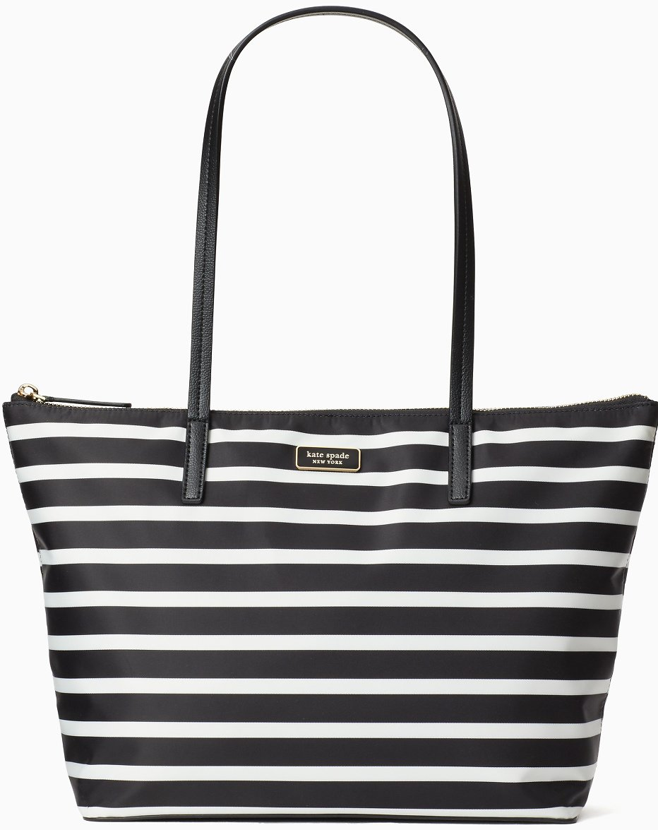 Today Only! Hayden Top Zip Tote (4 Colors) + Free Shipping
