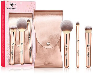 4-Pc. Celebrate Your Heavenly Luxe On-The-Go Makeup Brush Set