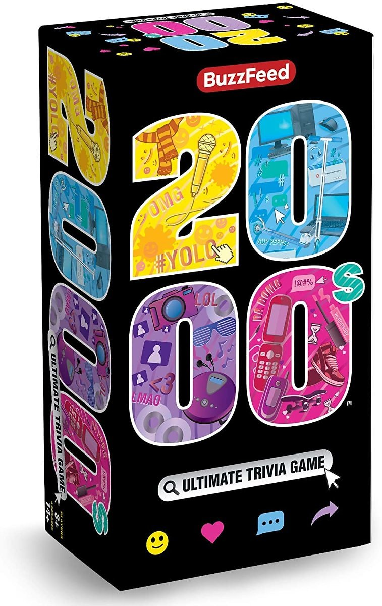 2000's Ultimate Trivia - BuzzFeed Games