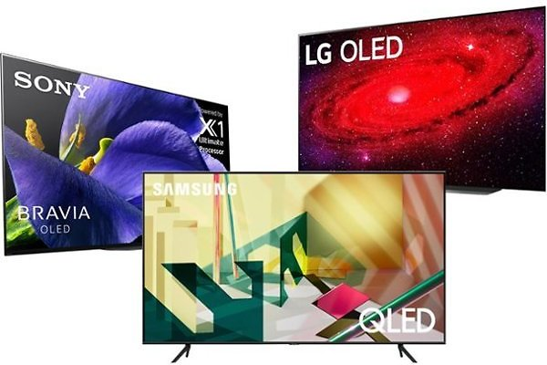 Up to $1000 Off Samsung, Sony & LG TV Deals
