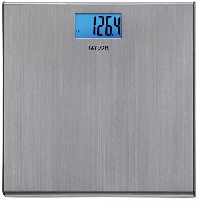 Taylor Digital Thin Stainless Steel Bathroom Scale