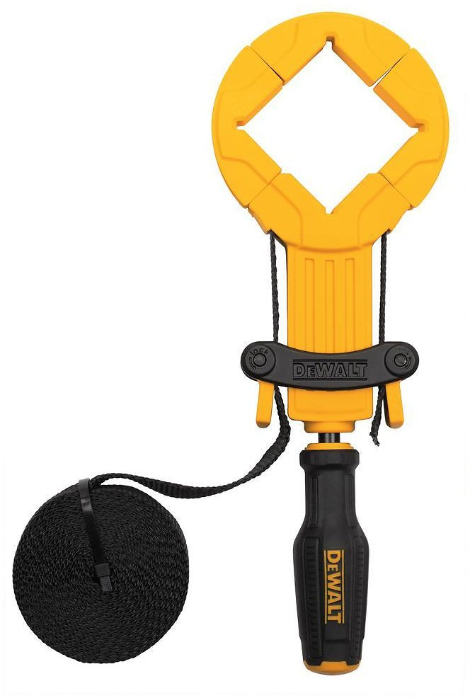 DEWALT 15 Ft. 1000 Lb. Band Clamp with Nylon Band-DWHT83839