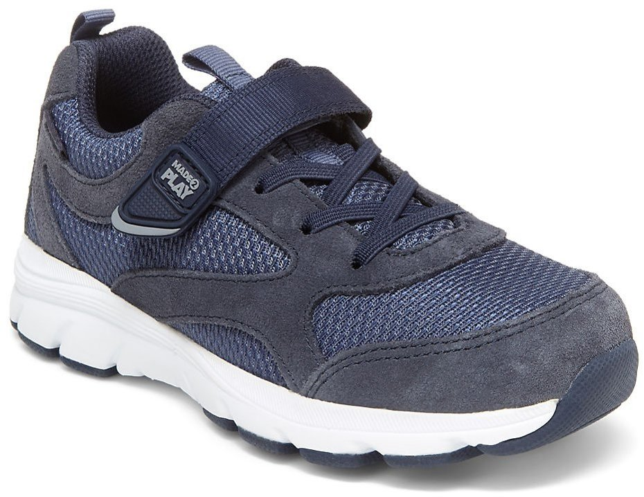 Love This Product Navy Made2Play® Nox Suede Sneaker - Boys