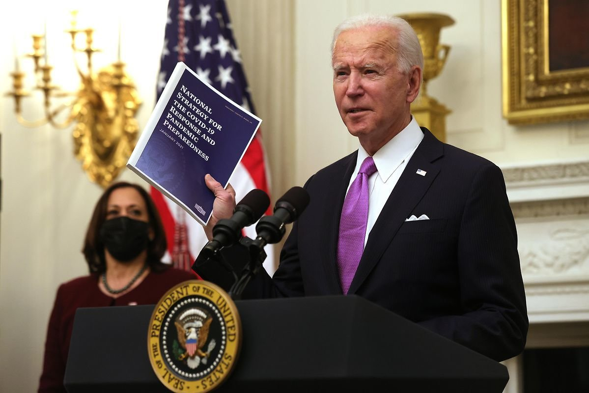 """Biden: Student Loan Freeze Could Be Extended """"Beyond"""" September"""