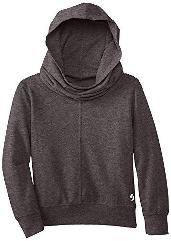 $5 Only ! Soffe Kids' French Terry Cowl Neck Hoodie