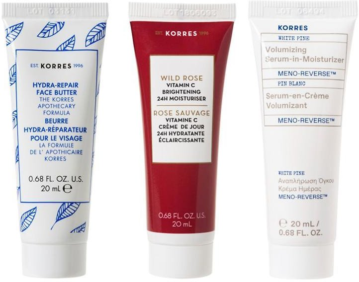 Exclusive! Korres 3-Piece Ultimate Moisturizing Set