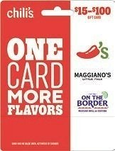 In-Store Only! Up To $8 Bonus Cash W/ Gift Cards Purchase