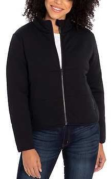 Three Dots Ladies' Quilted Jacket