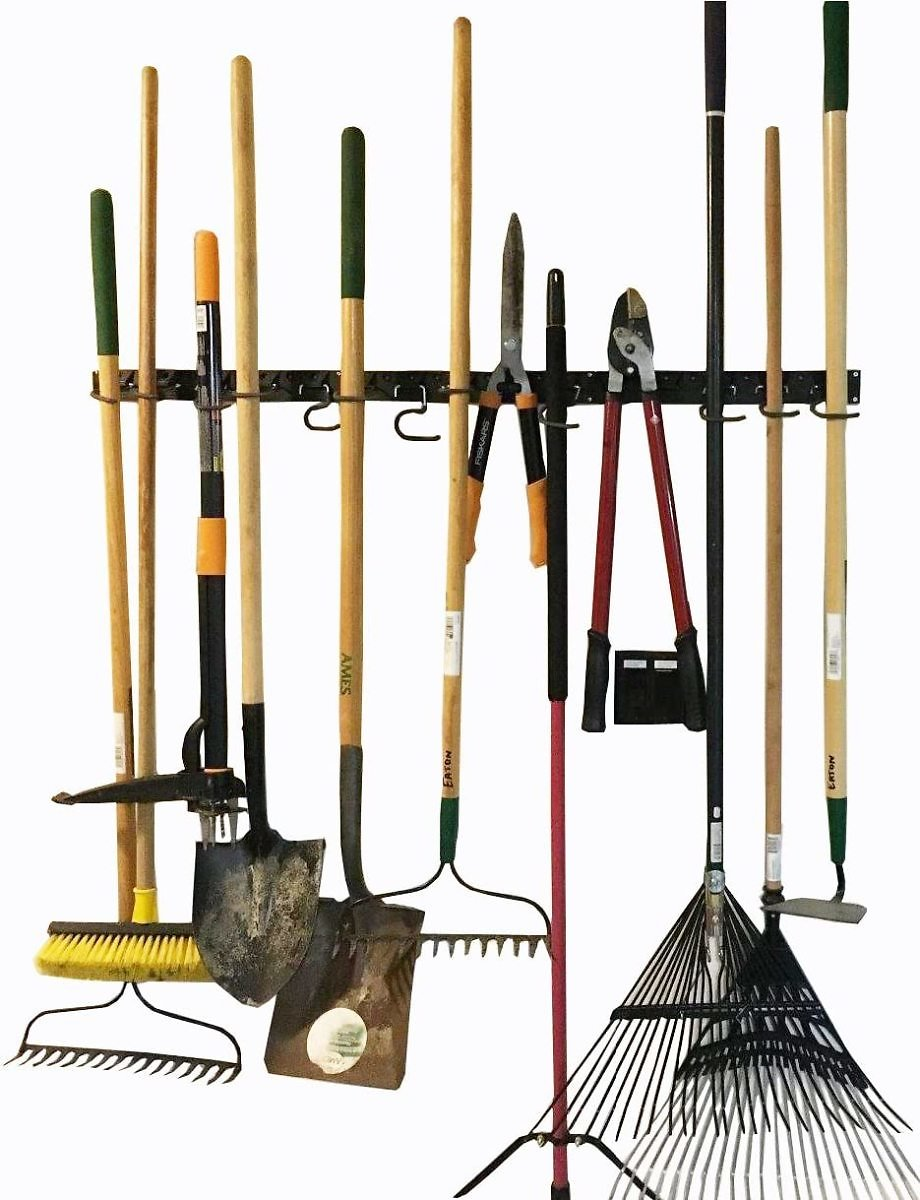 FITOOL Adjustable Storage System 48 Inch, Wall Holders for Tools