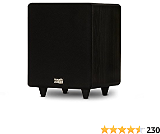 Acoustic Audio PSW300-8 Home Theater Powered 8