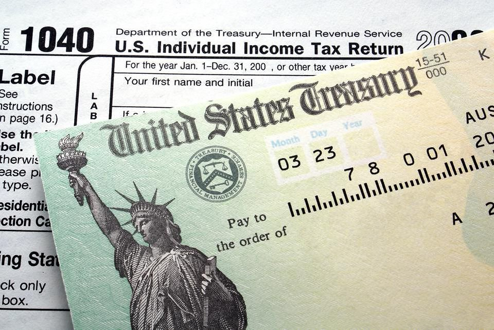 Tax Refund Chart Can Help You Guess When You'll Receive Your Money In 2021