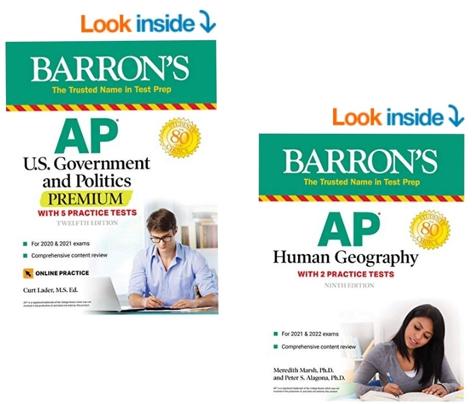 FREE AP Practice Tests (Barron's Test Prep)