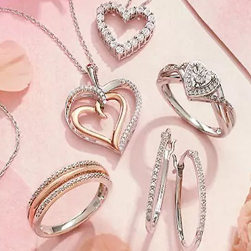 80% Off Select Boxed Jewelry Starting At $10