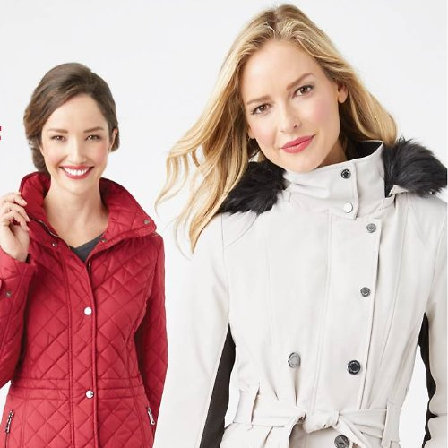 70% Off Outerwear & Fleece for the Family