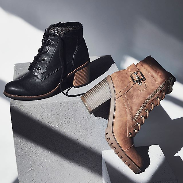 Up to 70% Off DSW Clearance + Free Shipping!