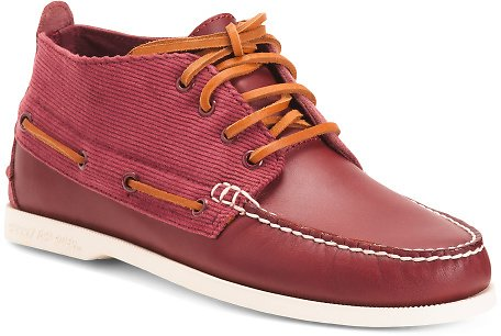 Men's Sperry Lace Up Chukkas