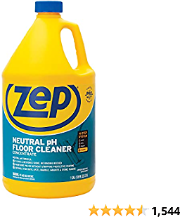 Zep Neutral PH Floor Cleaner Concentrate 1 Gallon
