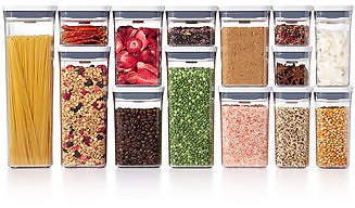 20-Pc. OXO Pop Food Storage Container Set