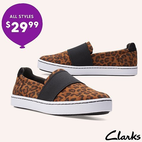 Up To 75% Off Select Women's Clarks