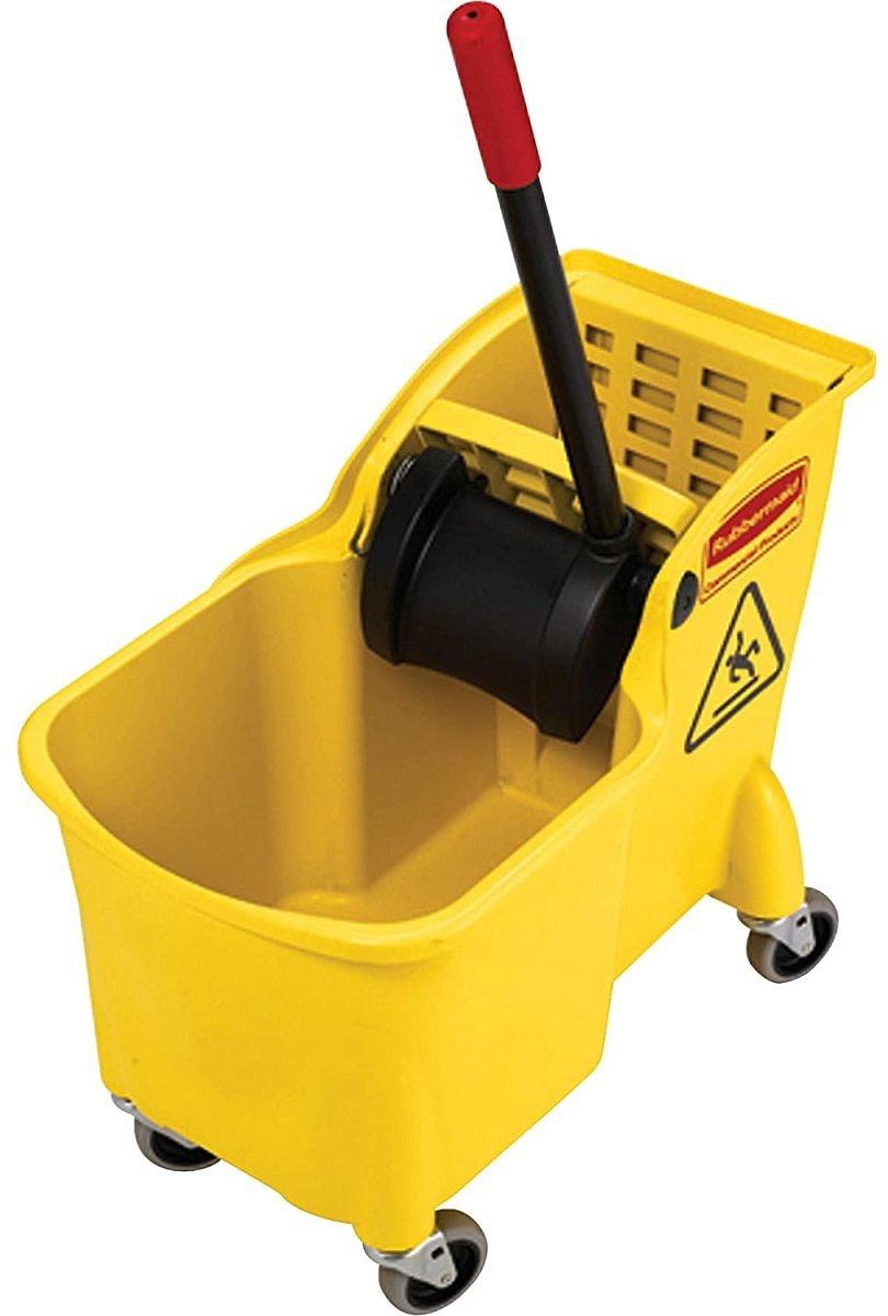 All-in-one Tandem Mopping Bucket