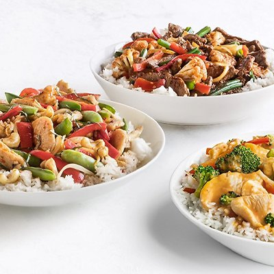 Buy One Entrée, Get One Free