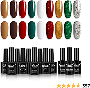 $6 OFF for Pine Gel Nail Polish 9 Colors Set