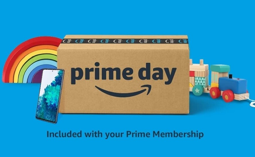 Free Amazon Prime Membership For Prime Day Deals